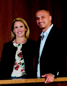 Christine Spraker, 37, and Dr. Aki Alzubaidi, 38, blended their respective talents in business development and the medical field to launch a digital registry and tracking program that leads to detecting lung cancer at an earlier stage.
